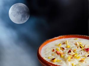 Health Benefits Of Eating Kheer In Sharad Purnima