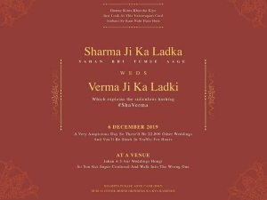 This Honest Desi Wedding Invitation Has People Laughing Out Loud