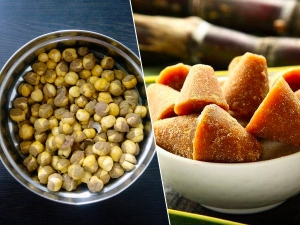 What Are The Benefits Of Eating Jaggery With Rosted Chana To