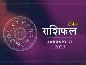Daily Horoscope For 21 January 2020 Tuesday