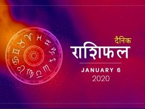Daily Horoscope For 6 January 2020 Monday