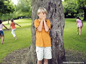 Why Playing Hide And Seek Is Good For Your Child