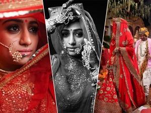 Actress Mohena Kumari Looks Royal In Sabaysachi Wedding Outfit