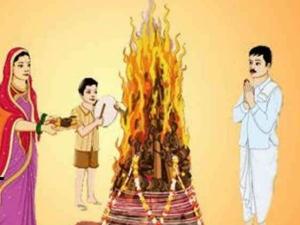 Holi Holika Dahan Date Shubh Muhrat Puja Vidhi Mantra