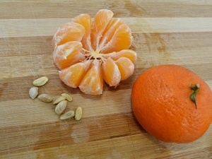 Amazing Benefits Of Eating Orange Seeds