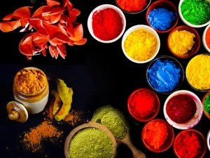 How To Prepare Safe And Natural Holi Colours At Home