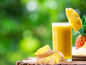Health Benefits Of Pineapple Ginger Juice