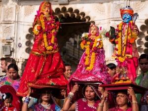 Gangaur Festival Date Timings Vrat Katha Puja Vidhi Importance