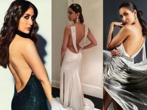 Kareena Kapoor Deepika Padukone Malaika Arora Alia Bhatt Stuns In Backless Gown Rate The Best Outfit
