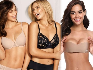 Know The Right Size Bra For Different Dress