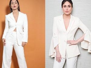 Hina Khan Makeup And Style Inspire By Kareena Kapoor Khan