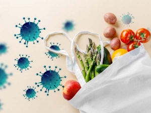 Can Coronavirus Spread Through Grocery And Package Food