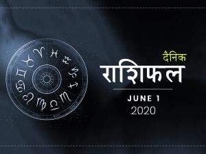 Daily Horoscope For 1 June 2020 Monday