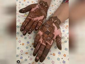 Vat Savitri Vrat 2020 Try These Latest Henna Mehndi Designs
