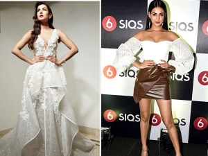 Happy Birthday Sonal Chauhan The Actress Amazed Us With Her Bold And Gorgeous Look
