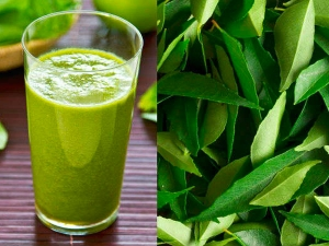 Kadi Patta Curry Leaf Drink For Lose Weight Loss And Detox