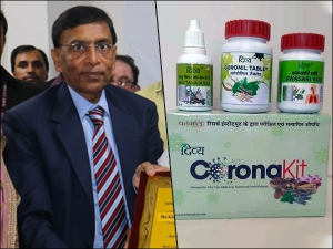 Who Is Doctor Balveer Singh Tomar Who Make Corona Medicine Coronil With Patanjali