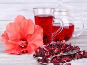 Hibiscus Flower Can Colour Your Hair