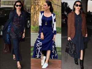 Happy Birthday Karisma Kapoor These Outfits Gives You Stylish Look