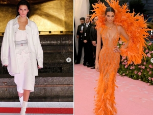Kendall Jenner Stylish And Glamorous Look Goes Viral On Internet