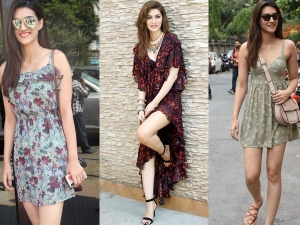 You Can Try Kriti Sanon Monsoon Fashion Trends