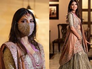 Rana Daggubati And Miheeka Bajaj Pre Wedding Ceremony See Her Lehenga Look
