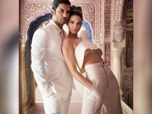 Sushant Singh Rajput Did Photoshoot With Kendall Jenner