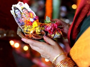 Hariyali Teej Puja Mantra For Blessings Of Shiva And Parvati