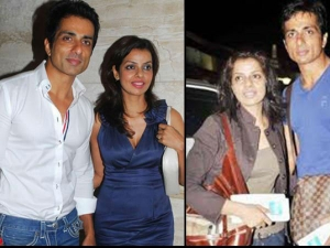 Know About The Beautiful Love Story Of Sonu Sood And Sonali