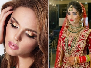 Know Dulhan Makeup Tips For Every Wedding Function
