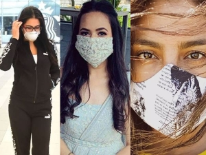 You Can Try Bollywood Celebs Face Mask Fashion