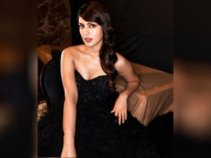 Rhea Chakraborty Western Outfits Look On Her Birthday