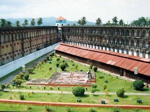 Why Is Cellular Jail Called Kala Pani
