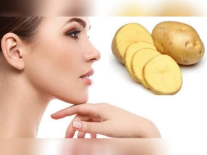 Use Potato For Skin Care And Glowing Skin