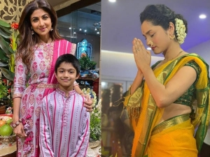 Nidhi Agarwal From Ankita Lokhande Showed The Perfect Indian Look On Ganesh Chaturthi