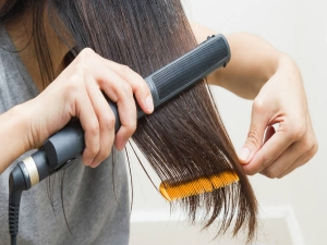 Heat Hair Styling Tools Can Damage Your Hair