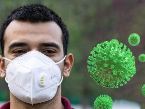 Coronavirus Valve Mask Worse Than No Mask