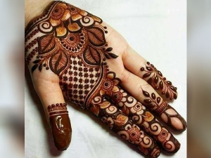 Raksha Bandhan 2020 You Can Try These Mehndi Designs At Home