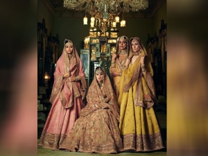 Sabyasachi Latest Lehenga Collection You Can Try These Beautiful Lehenga On Your Wedding
