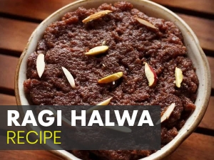 Ragi Halwa Recipe In Hindi