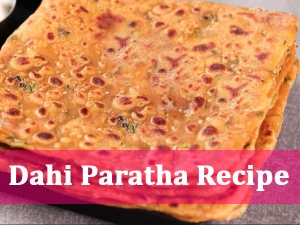 Dahi Paratha Recipe In Hindi
