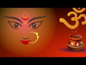 Navratri 2020 Kalash Sthapna Shubh Muhurat Auspicious Nine Days List