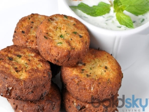 Crispy Falafel Recipe In Hindi