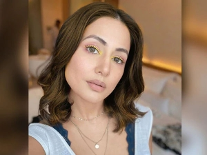 Hina Khan Neon Eyemakeup Look Gives Us Major Makeup Goals