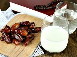 Health Benefits Of Dates Soaked In Milk