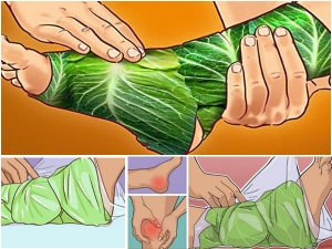 Why Should You Wrap Your Joints In A Cabbage Leaf