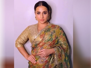 Vidya Balan Gives Us Fashion Lessons On How To Saree Look Stylishly