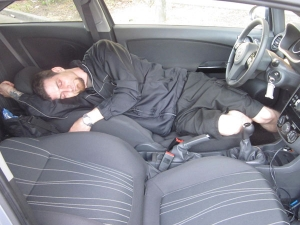 How Sleeping In A Car Can Kill You