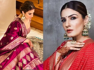 Raveena Tandon Eye Makeup Looks To Take Inspiration From For Karwa Chauth