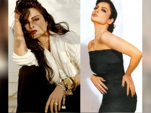 Happy Birthday Rekha Actress Looks Gorgeous In Western Outfits